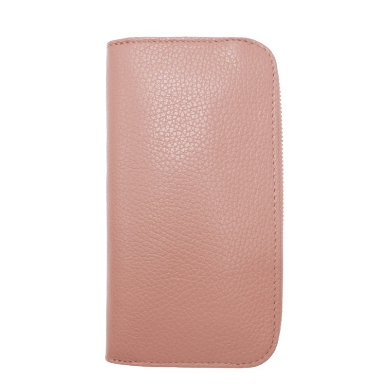 Wallet and 2 in 1 Mobile Phone Holder -Made in Italy-