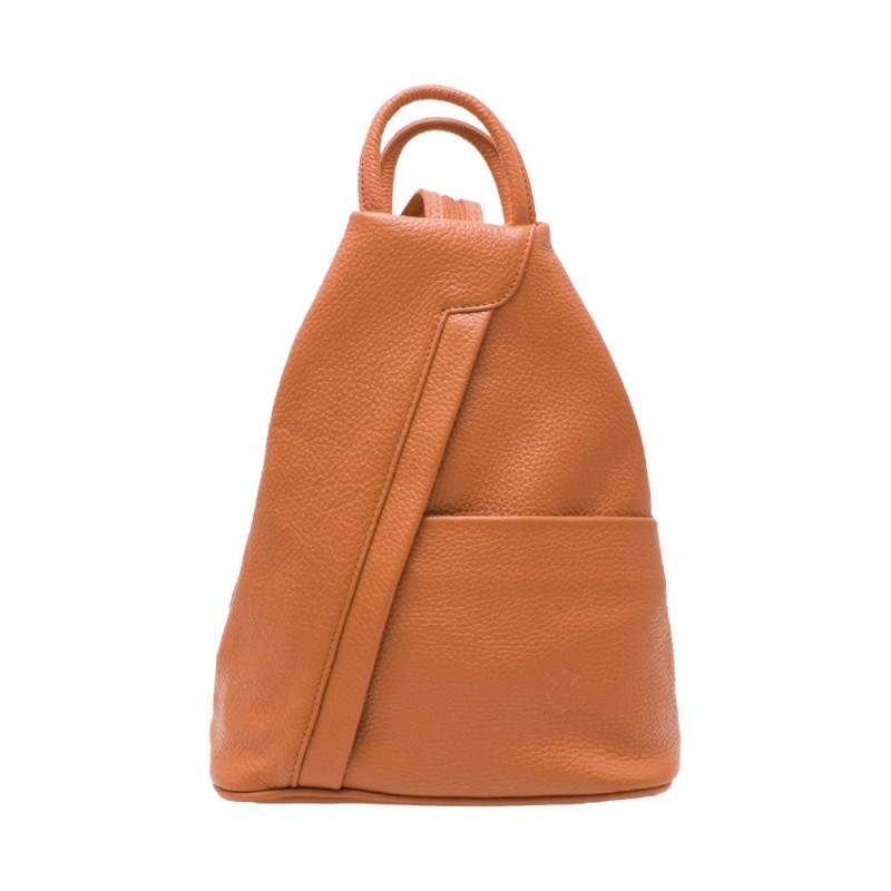 Multi-Pocket Backpack -Made in Italy-