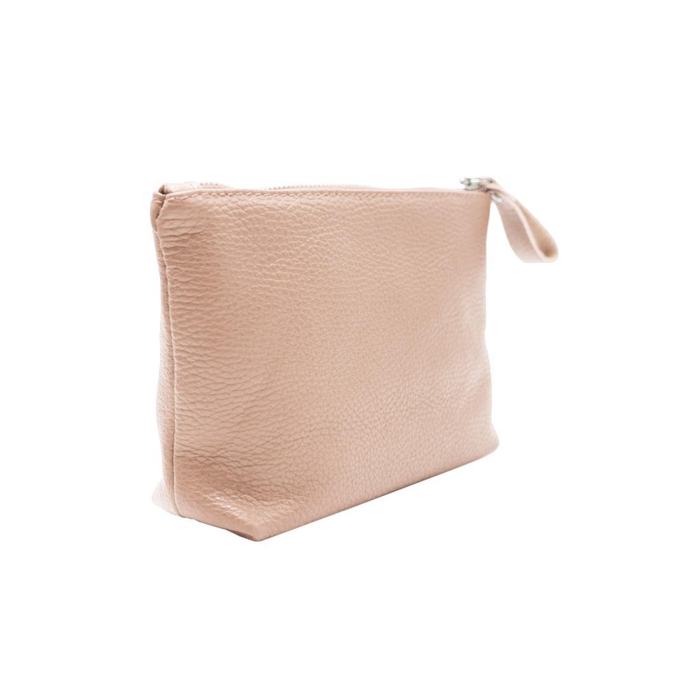 Beauty-Case in Pelle -Made in Italy-