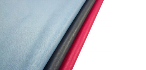 Which types of leather are used for our handbags?